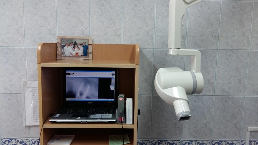 Рентген СтаПардент